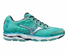 Mizuno Women's Wave Inspire 11 Running Shoe,Florida Keys/Silver