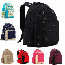 130-Free Shipping! Multifunction Backpack Baby Nappy Changing Bag Diaper Bag