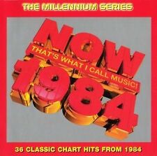 Now That's What I Call Music! 1984 - The Millennium Series - (2 CD'S )