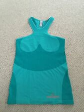 Stella McCartney Adidas Sports Gym Top Racer Front Racer Back Size M