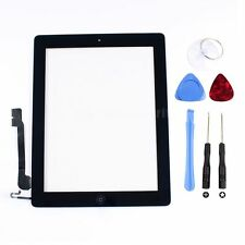 Front Panel Touch Screen Glass Digitizer Home Button Assembly For iPad 4 4th Gen
