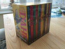 Roald Dahl Box Set Collection x 15 New Paperback Books