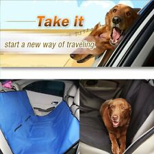 Waterproof Mat Back Car Seat Cover Hammock Protector For Puppy Pet Cat Dog