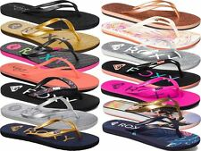 Roxy Bahama Baracoa Stitch Bermuda Flip flops Womens BNWT Girls Thongs Sandals