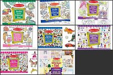 NEW Melissa and Doug Sticker Collection