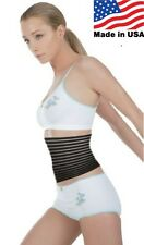 C-section postpartum belly band-girdle, shrink and support Belly MADE IN USA