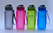 650ML Bottle Cycling Bike Hiking Outdoor Sport Camping Water Bottle BPA Free New