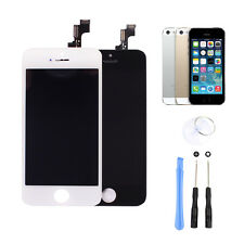 LCD Display + Touch Screen Digitizer Replacement Assembly For iPhone 5S + Tools