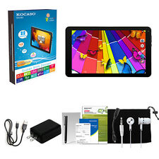 """KOCASO 10.1"""" Tablet PC Android 5.1 New Quad Core 8G 10.1 Inch WIFI Bundle Item"""