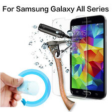 Nano Explosion-proof Soft Screen Protector Film Guard For Samsung Galaxy Phones