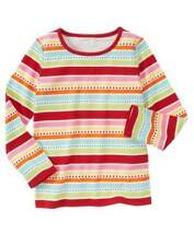 NWT Gymboree Cozy Cutie Striped Top Size 4