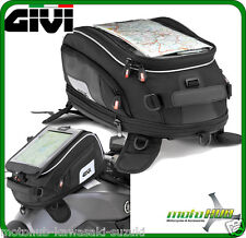GIVI XStream 15 Litre Motorcycle Road Bike Tank Bag Universal Fit