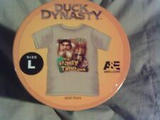 """Duck Dynasty T-Shirt in Uncle Si's Tea Glass """"It's Party Time, Jack!"""""""