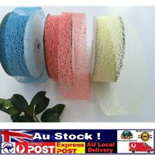 Good Quality  Good price Mesh Ribbon 38mm  DIY Wedding invitation & craft