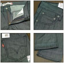 LEVIS 569 - 0116 Grey Rigid Loose Fit Straight Leg All Sizes Available BNWT
