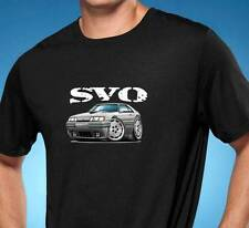1986 Ford Mustang SVO Classic Car Tshirt NEW FREE SHIPPING