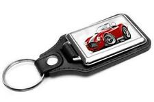 Shelby Cobra Exotic Muscle Car-toon Key Chain Ring Fob NEW