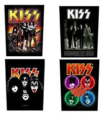 # KISS -OFFICIAL SEW-ON BACKPATCH  patch destroyer dressed to kill sonic boom