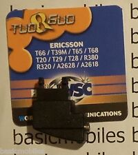 Ericsson T66/T39M/T65/T68/T20/T29 Handsfree Adapter Converter to Universal 2.5mm
