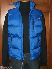 RLX Ralph Lauren Down Vest Blue Hooded S M L XL  NWT NEW