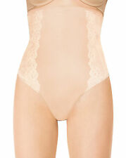 NEW Assets Spanx Shapewear Luxe & Lean High-Waist Thong 1685 1685P 1X 2X S M L
