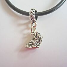 Yorkie Large Sterling Silver European-Style Charm and Bracelet- Free Shipping