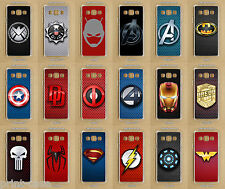Marvel / DC Super Heroes Phone Case For Samsung Galaxy A3, A3 2016, A5, ALPHA