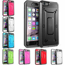 Hybrid ShockProof Tough Armour Heavy Duty Case For Apple iPhone 5 5S 6 6S Plus