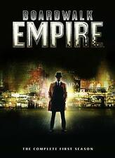NEW  Boardwalk Empire: The Complete First Season (DVD, 2012, 5-Disc Set)