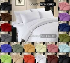 Live 1000TC Comfort Soft Sheet Set Collection in All new 10 Colors in 100%Cotton