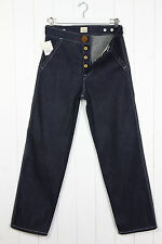 NEW LEE JAPAN VINTAGE BUDDY WORK PANTS JEANS 1920'  DRY/RAW DENIM 101 ALL SIZE
