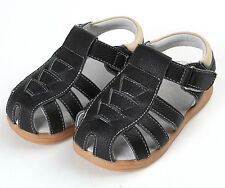 Boy summer sandals Toddler Kids Children Boys Shoes Boys Genuine Leather sandals