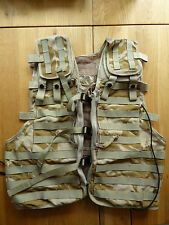 British Army VEST TACTICAL LOAD CARRYING DESERT
