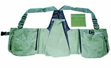 "New Falconry Vest, Hunting, Hawking, Bird Handling Codura Vest (""L & XL"" Sizes)"