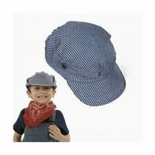 Child's Train Conductor Hats (12 Pack) 8 1/2