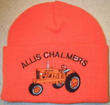 Allis Chalmers WD-45 Embroidered Beanie (4 colors)