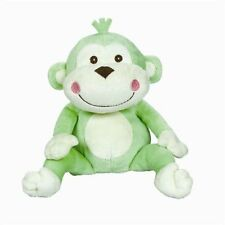 Baby Green Plush Monkey - Part of the Fisher Price Baby Shower Collection