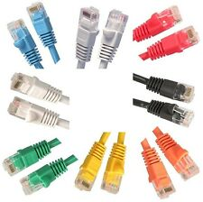200 Foot Category 5e (CAT-5e) Molded Snagless Network Ethernet Patch Cable 200ft
