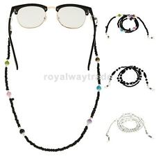 Eyeglasses Neck Strap Sun Eye Glasses Sunglasses Sports Band Cord Sunglass Chain