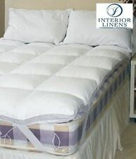 "Mattress Pad Topper - Gusseted 2"" thick side wall. Direct from The Manufacturer!"
