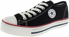 Maxstar Women's C1 6 Holes Canvas Low Top Casual Sneakers