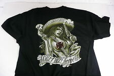 WEST COAST CHOPPERS CHOLITA MENS T-SHIRT, IN STOCK
