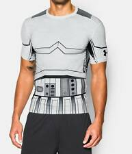 Under Armour UA Mens Alter Ego Star Wars Stormtrooper Compression Shirt T-Shirt