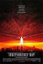 Independence Day ID4 (1996) Movie Poster