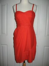 J.Crew NEW WITH TAG BRAND NEW (NWT) SLEEVELESS SILK PARTY DRESS Retail:$168
