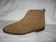 J.CREW BRAND NEW (NIB) MEN'S SUEDE MACALISTER SHEARLING LINED BOOT