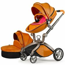 Baby Stroller 2016, Hot Mom 3 in 1 travel system and Bassinet Combo