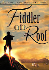 Fiddler on the Roof DVD, 2007, 2-Disc Set, Collectors Edition Free Shipping