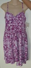 Womens AEROPOSTALE Floral Convertible Strapless Dress NWT #5062
