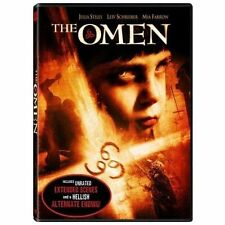 The Omen (DVD, 2006, Widescreen)